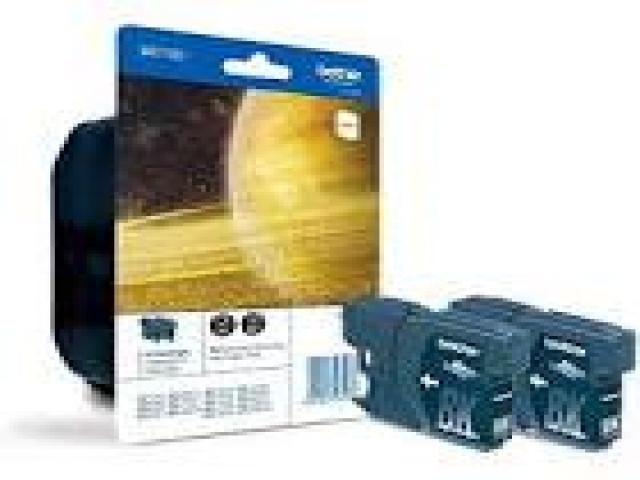 Telefonia - accessori - Beltel - brother lc1000 - lc1100 4 multipack tipo conveniente