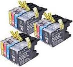 Beltel - brother lc1240 - lc1280 2 multipack tipo conveniente