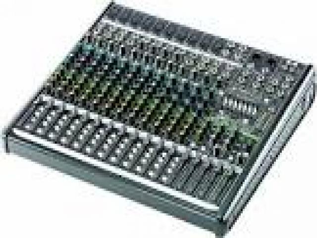 Telefonia - accessori - Beltel - mackie profx16v2 dj molto economico