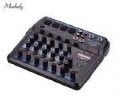Beltel - muslady mini mixer musicale 6 canali ultimo tipo