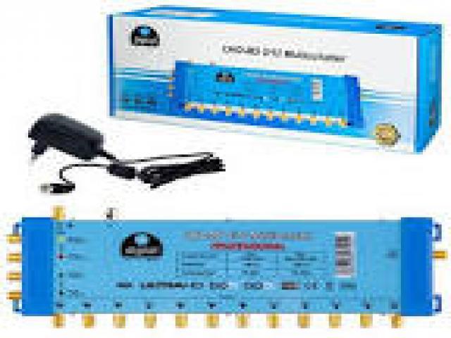 Telefonia - accessori - Beltel - hb-digital multiswitch pmse 5/8 ultimo modello