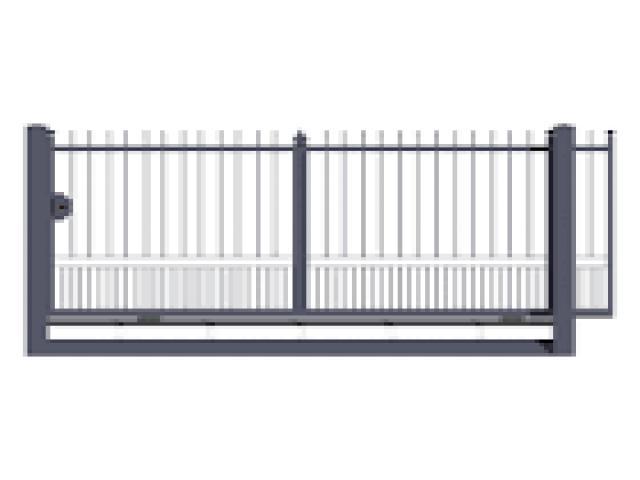 Telefonia - accessori - Beltel - vevor cancello scorrevole tipo promozionale
