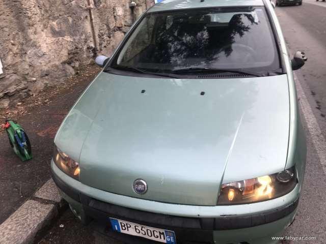 Auto - Fiat punto 1.9 d 3p. elx