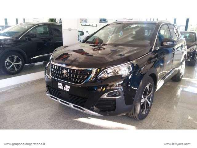 Peugeot nuovo 3008 130cv s&s allure