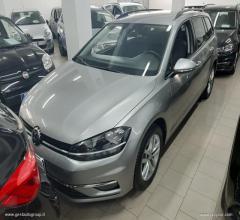 Volkswagen golf var. 1.6 tdi 115cv dsg business bmt