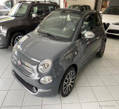 Fiat 500 c 1.0 hybrid star