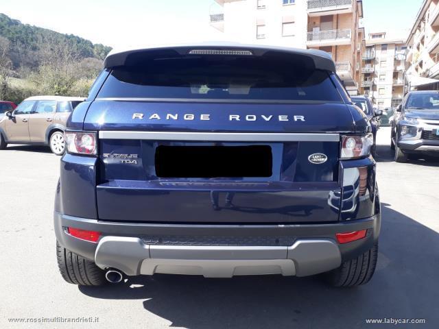 Auto - Land rover range rover evoque 2.2 td4 5p. pure tech pack