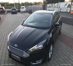 Ford focus 1.5 tdci 120 cv s&s titanium