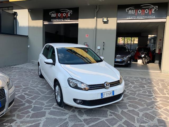 Volkswagen golf business 1.6 tdi 5p. comfortline