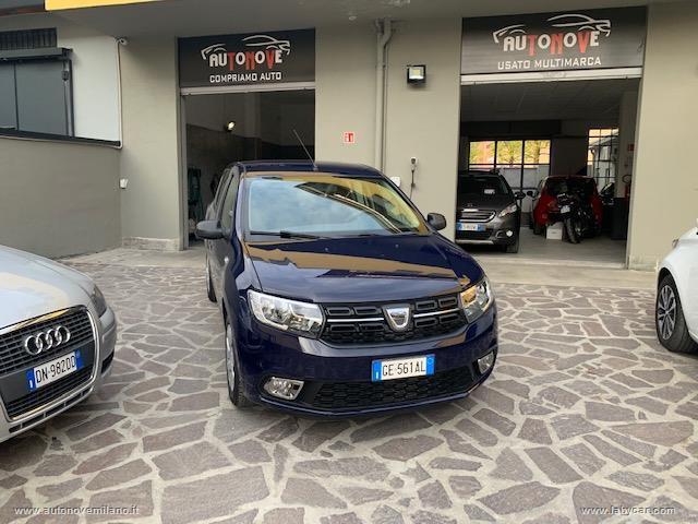 Dacia sandero 1.0 sce 12v 75 cv comfort