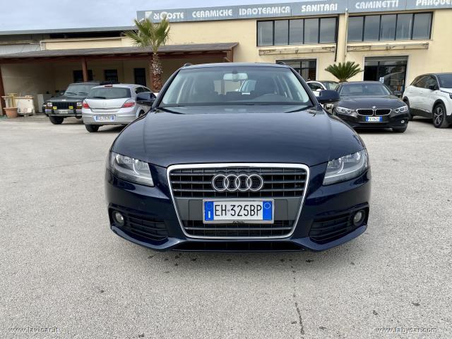 Audi a4 2.0 tdi 143 cv multitronic advanced