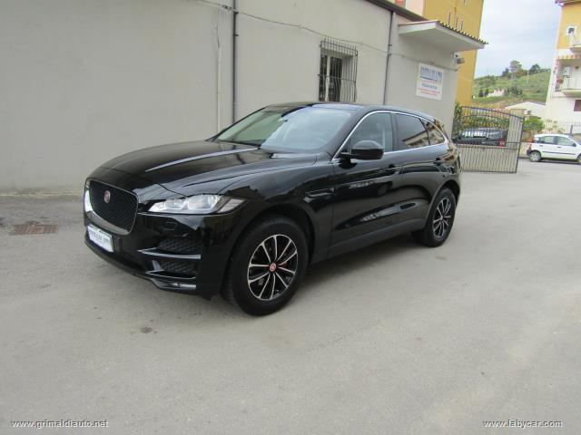 Jaguar f-pace 2.0 d 180 cv awd portfolio