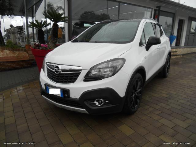 Opel mokka 1.6 cdti ecotec 136 cv 4x4 s&s ego
