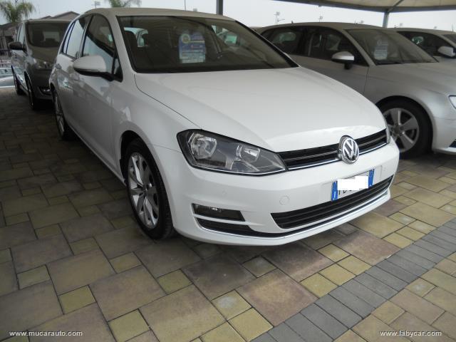 Volkswagen golf 2.0 tdi dsg 5p. highline bmt