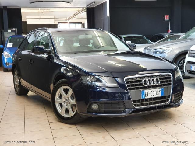 Audi a4 avant 2.0 tdi 143 cv advanced