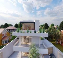 Residenza magnolia - appartamento in villa con terrazzi, design in classe a!