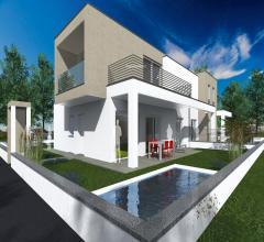 Residenza ardesia, ville contemporanee in classe a4.