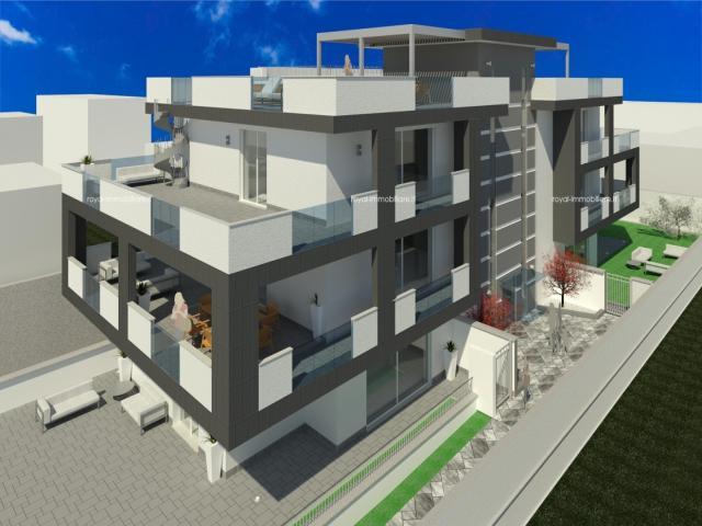 Case - Residenza zacinto, 3 locali ultimo piano con terrazzo.