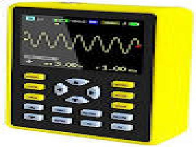 Beltel - arceli 5012h mini oscilloscopio ultimo tipo