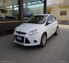 Ford focus 1.6 tdci 95 cv