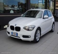 Bmw 116d 5p. efficient dynamics joy