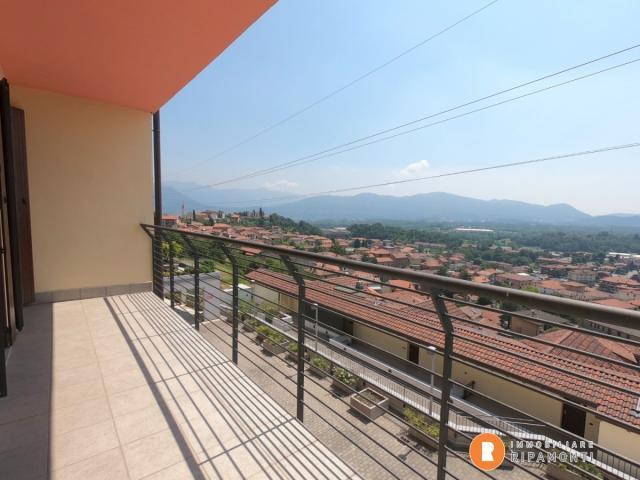 Case - Bilocale con vista panoramica e due terrazzi