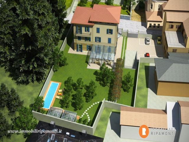 Case - Villa singola in vendita a valgreghentino