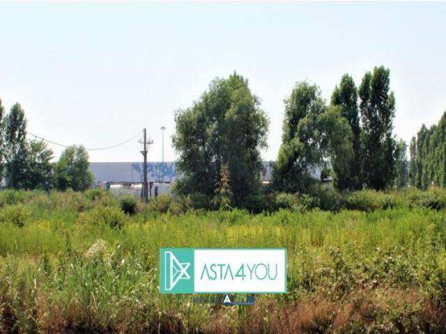 Case - Terreno edificabile all'asta nella zona industriale cipal, mortara (pv)