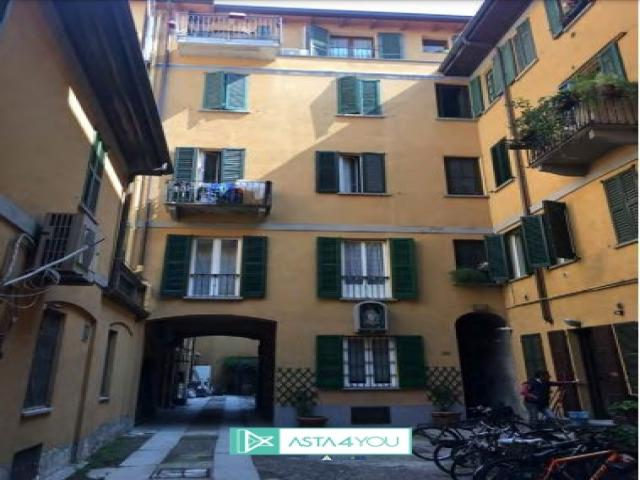 Case - Appartamento all'asta in via carlo farini 38, milano (mi)