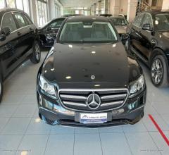 Mercedes-benz e 200 d auto business sport