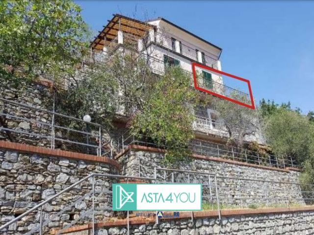 Case - Appartamento all'asta in via privata tetti rossi snc, alassio (sv)