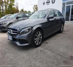 Mercedes-benz c 180 bluetec s.w. sport