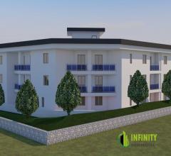 Nuova costruzione - appartamento 103mq circa matera nord