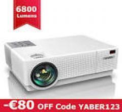 Proiettore 5000 lumen yaber prezzo basso - beltel