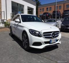 Mercedes-benz c 220 cdi 4matic avantgarde