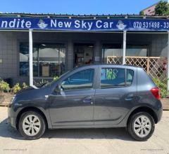 Dacia sandero 1.2 gpl 75 cv lauréate