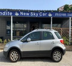 Fiat sedici 2.0 mjt 4x4 dynamic