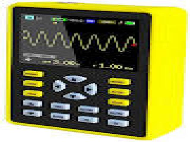Beltel - arceli 5012h mini oscilloscopio tipo migliore