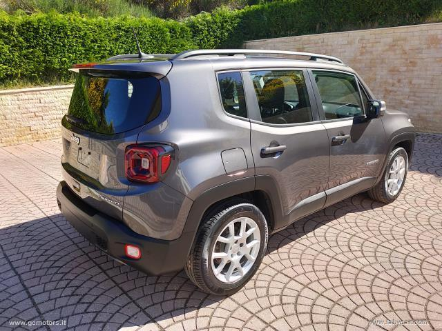 Auto - Jeep renegade 1.6 mjt ddct 120cv limited