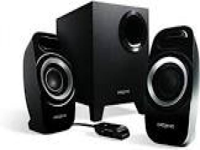 Elettronica - T3250 sistema di altoparlanti 2.1 creative prezzo occasione - beltel