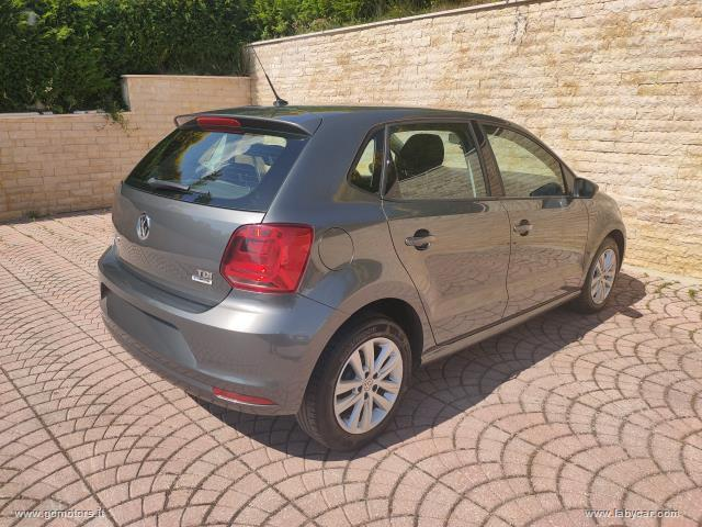 Auto - Volkswagen polo 1.4 tdi 5p. business bluemot. tech.