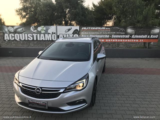 Auto - Opel astra 1.4 t 150 cv s&s st innovation