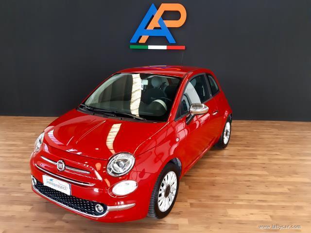 Auto - Fiat 500 1.2 pop