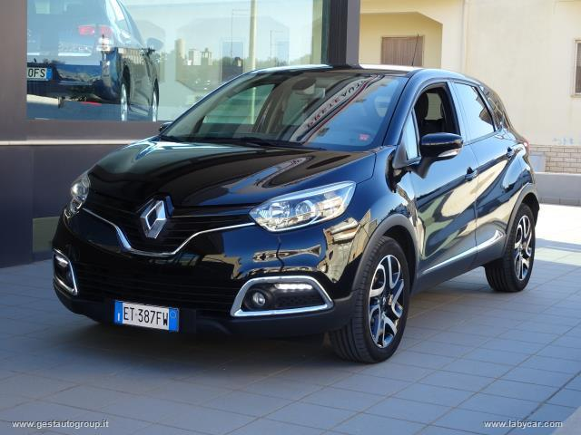 Auto - Renault captur 1.5 dci 8v 90 cv s&s energy r-link