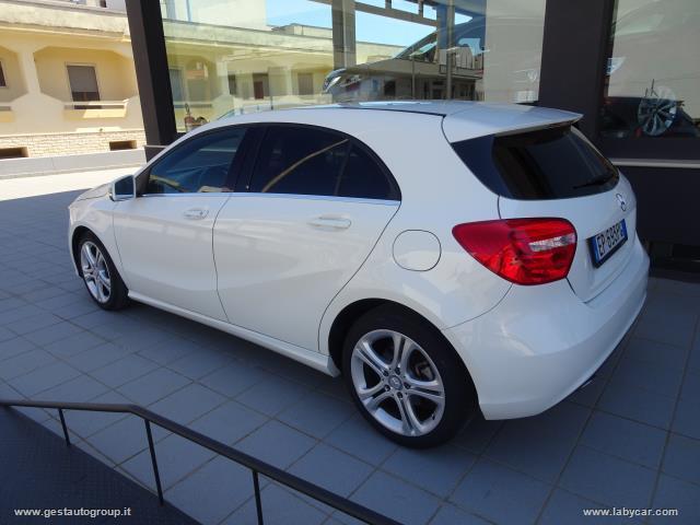 Auto - Mercedes-benz a 180 blueefficiency sport