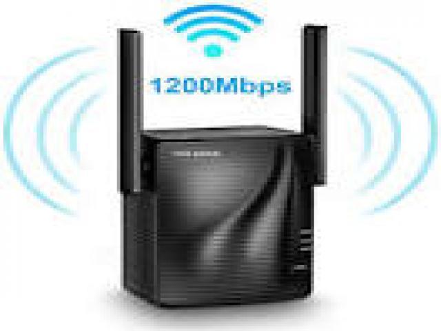 Atripalda rockspace ac1200 ripetitore segnale wifi - beltel
