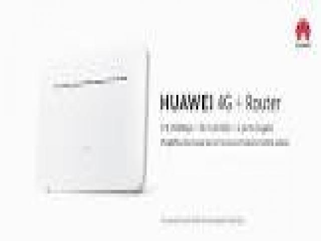 Isernia huawei router mobile 4g wi-fi lte - beltel