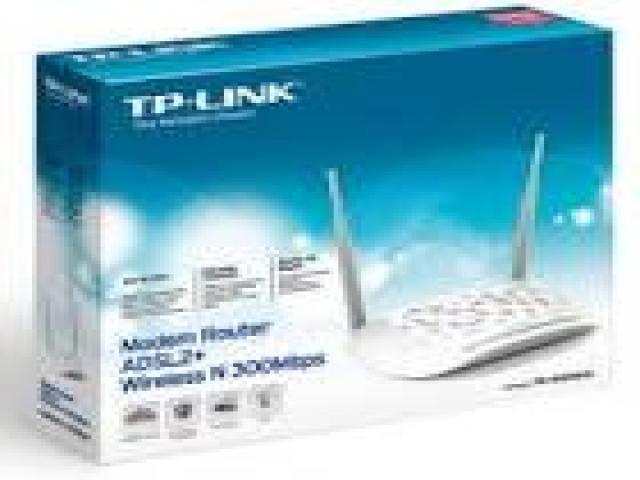 Faicchio tp-link td-w8961n modem router - beltel
