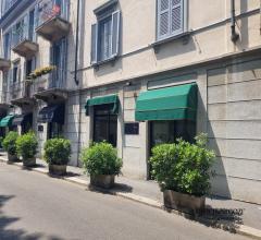 Negozio temporary store  via scarpa