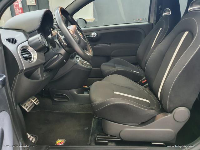 Auto - Abarth 500 1.4 turbo t-jet mta custom